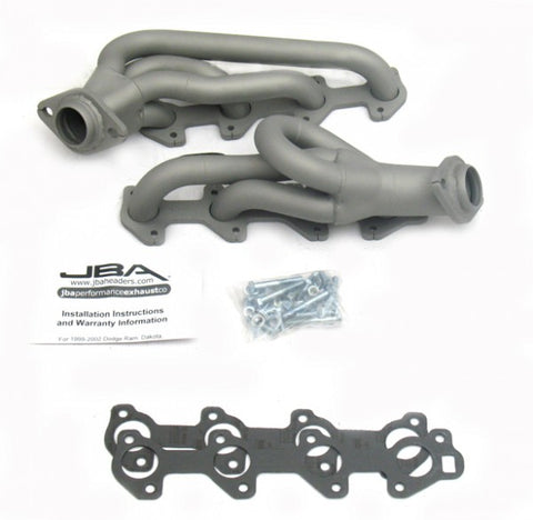 JBA Cat4Ward Shorty Header - Titanium 1949SJT JBA1949SJT