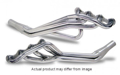 JBA Long Tube Header - Silver 6012SD-1 JBA6012SD-1