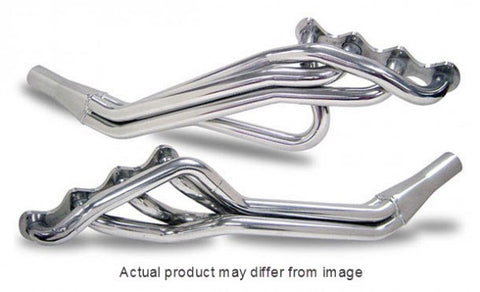 JBA Long Tube Headers - Silver 6012SJS JBA6012SJS
