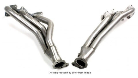 JBA Long Tube Headers - Silver 6035S-1JS JBA6035S-1JS