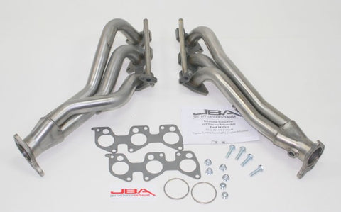 JBA Long Tube Header - Silver 6035S-2 JBA6035S-2
