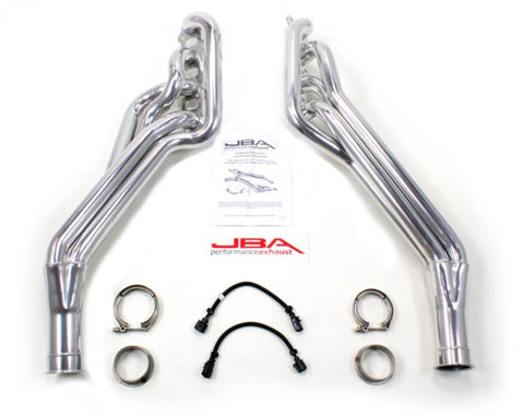 JBA Long Tube Header - Silver 6685SJS JBA6685SJS