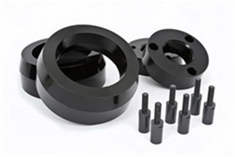 Daystar Suspension Coil Spring Spacer Kit - Front and Rear - 2in Lift KA09101BK