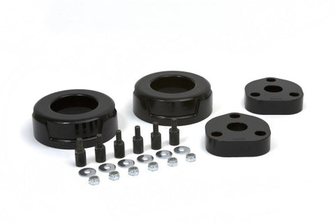 Daystar Suspension Coil Spring Spacer Kit - Front and Rear - 2in - 0.5in Lift KC