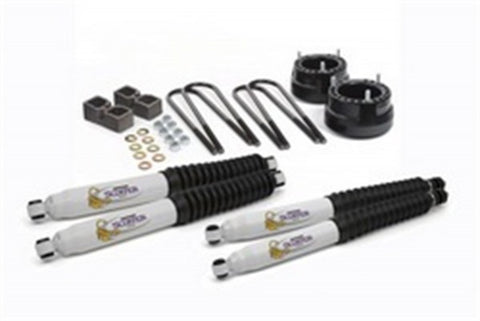 Daystar Suspension Lift Kit With Shocks - 2in Lift KC09126BK