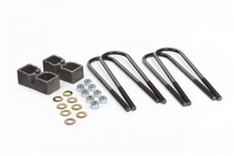 Daystar Rear Block Leveling Kit - 2in Lift KC09127