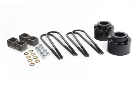 Daystar Suspension Lift Kit - 2.5in Front Lift / 2in Rear Lift KF09128BK