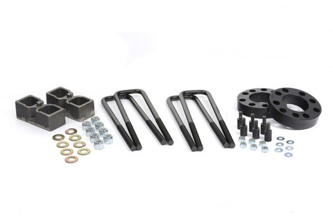 Daystar Suspension Lift Kit Front and Rear - 2in Lift KG09118BK