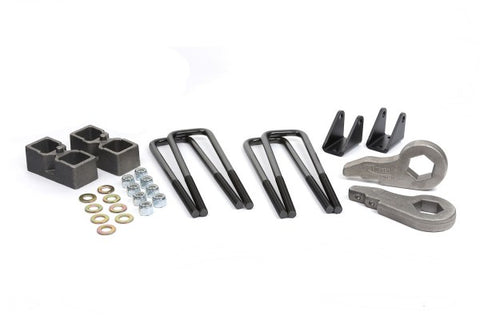 Daystar Suspension Lift Kit Front and Rear - 2in Lift KG09119
