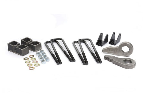 Daystar Suspension Lift Kit Front and Rear - 2in Lift KG09120