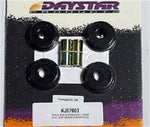 Daystar Front Control Arm Bushings - Black KJ03003BK