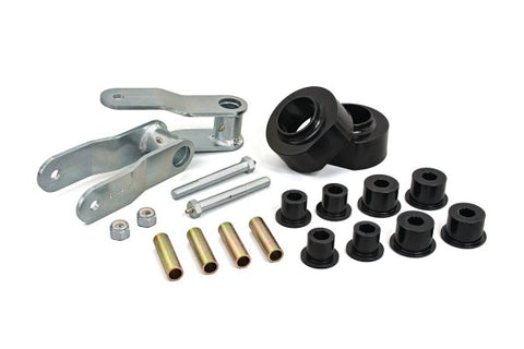 Daystar Suspension Lift Kit - 1.75in Front / 1in Rear KJ09105BK