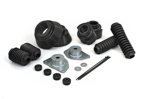 Daystar Suspension Coil Spring Spacer Kit - Rear 2.5in Lift KJ09116BK