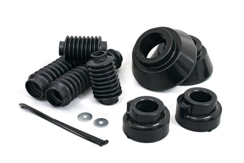 Daystar Suspension Coil Spring Spacer Kit - Rear 1.5in Lift KJ09123BK