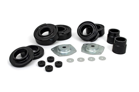 Daystar Suspension Lift Kit Front and Rear - 2in KJ09132BK