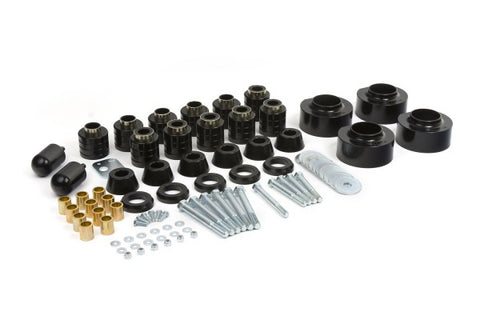 Daystar Suspension Combo Kit Front and Rear Lift - 2.75in Lift KJ09154BK