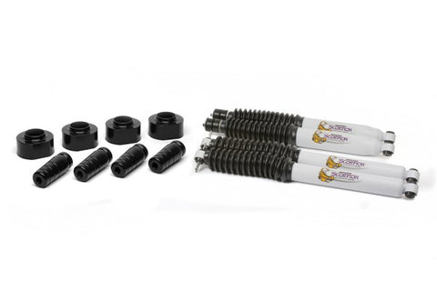 Daystar Suspension Combo Kit Front and Rear Lift With Shocks - 1.75in Lift KJ091