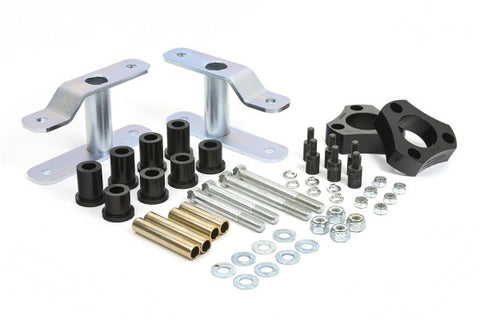 Daystar Suspension Front and Rear Lift Kit - 2in Lift KN09105BK