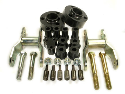 Daystar Suspension Front and Rear Lift Kit - 2.5in Lift KT09102BK