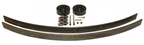 Daystar Suspension Front and Rear Lift Kit - 2.5in Lift KT09104BK