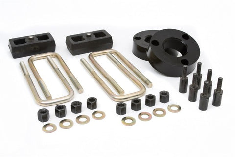 Daystar Suspension Body Lift Kit - Front 2.5in Lift / Rear 1.5in Lift KT09120BK
