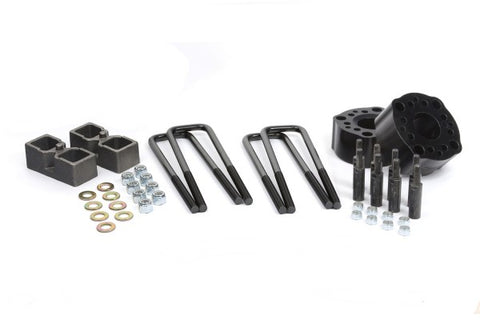 Daystar Suspension Lift Kit - Front 3in Lift / Rear 2in Lift KT09131BK