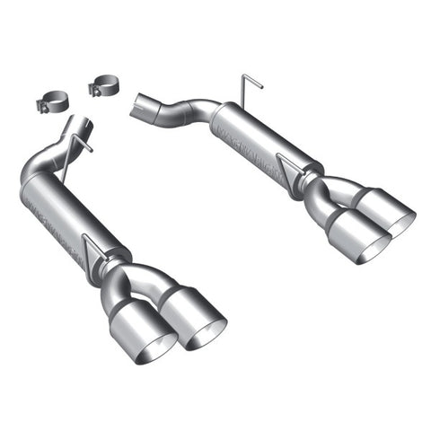 Magnaflow Competition Series Axle-Back Exhaust - Dual Split Rear Exit 15075 MA15