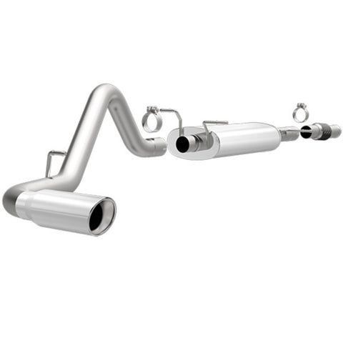 Magnaflow Stainless Steel Cat-Back Exhaust - Single Passenger Side Rear Exit 152