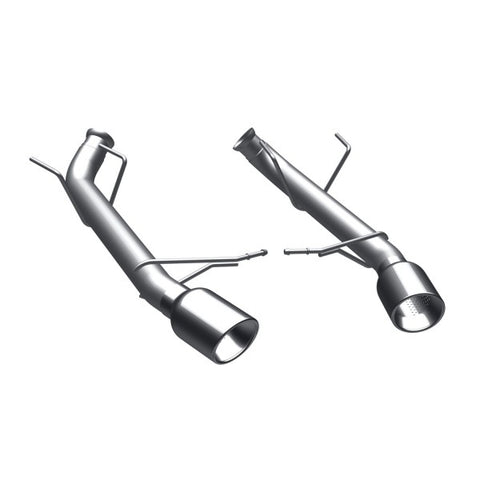 Magnaflow Competition Series Axle-Back Exhaust - Dual Split Rear Exit 15596 MA15