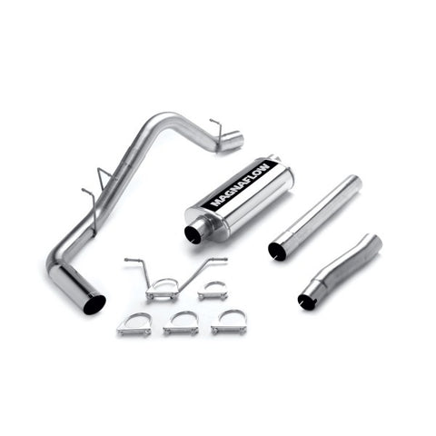 Magnaflow Stainless Steel Cat-Back Exhaust Systems - Single Rear Exit 15657 MA15