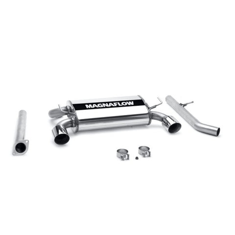 Magnaflow Stainless Steel Cat-Back Exhaust Systems - Dual Rear Exit 15765 MA1576