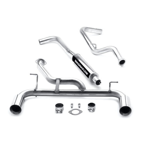 Magnaflow Stainless Steel Cat-Back Exhaust Systems - Single Rear Exit 15786 MA15