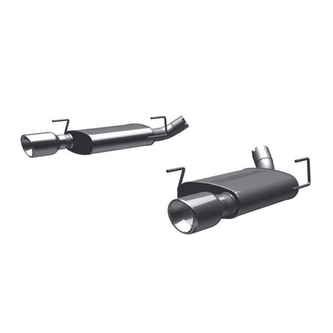 Magnaflow Stainless Steel Cat-Back Exhaust Systems - Dual Split Rear Exit 16573