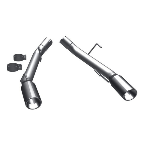 Magnaflow Stainless Steel Cat-Back Exhaust Systems - Dual Split Rear Exit 16578