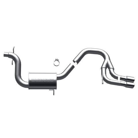 Magnaflow Stainless Steel Cat-Back Exhaust - Dual Rear Exit 16716 MA16716
