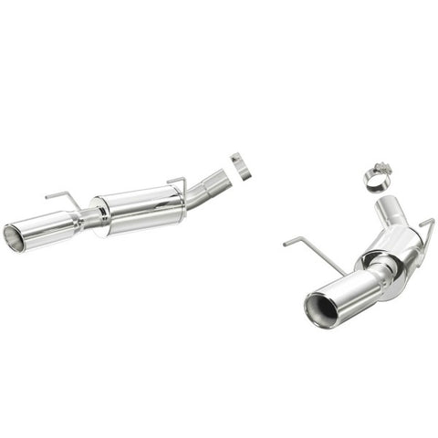 Magnaflow Stainless Steel Axle Back Exhaust - Dual Split Rear Exit 16793 MA16793