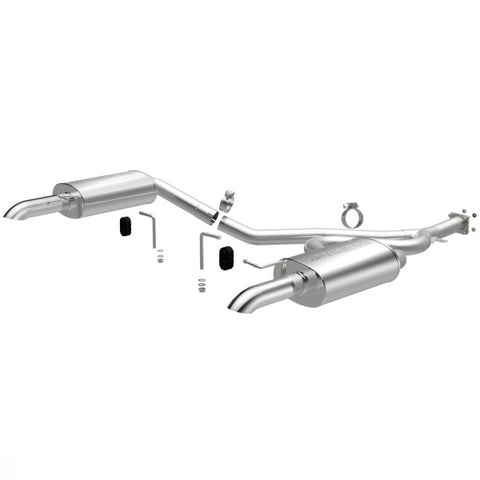 Magnaflow Stainless Steel Cat-Back Exhaust - Dual Rear Exit 16889 MA16889