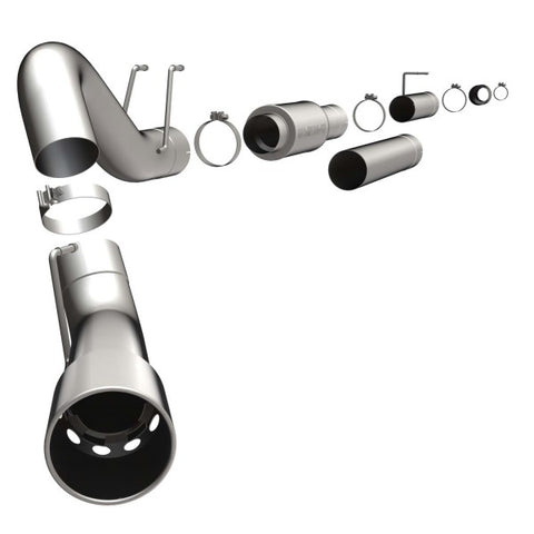Magnaflow Stainless Steel Filter-Back Exhaust - Single Passenger Side Rear Exit