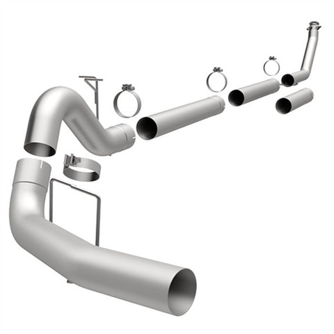 Magnaflow Custom Builder Turbo-Back Exhaust Kit - Single Passenger Side Rear Exi