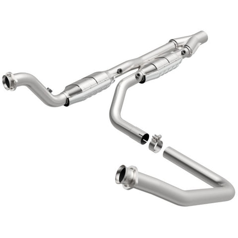 Magnaflow Catalytic Converter - 49-State / Canada 24293 MA24293