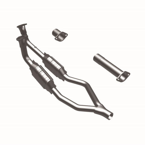Magnaflow Catalytic Converter - 50 State Legal 339821 MA339821