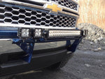 N-Fab Light Bars - Gloss Black C9930LD NFABC9930LD