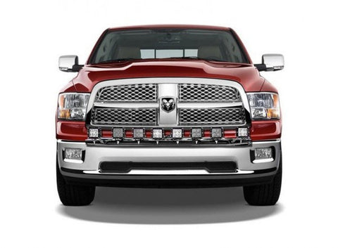 N-Fab Light Bars - Textured Black D0930LD-TX NFABD0930LD-TX