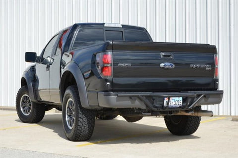 N-Fab Rear Runner Bars - Textured Black F09RR-TX NFABF09RR-TX