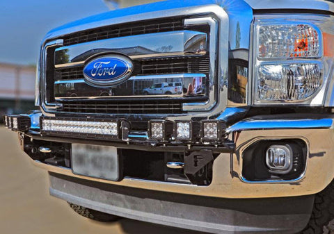 N-Fab Light Bars - Gloss Black G1130LD NFABG1130LD