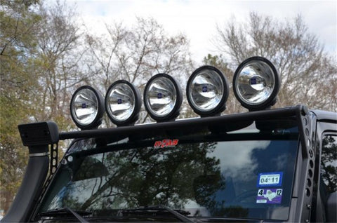 N-Fab Light Bars - Textured Black J075BLR NFABJ075BLR
