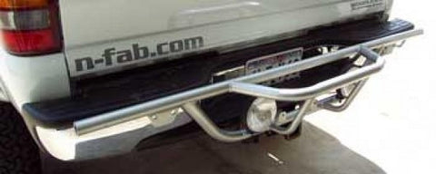 N-Fab Rear Runner Bars - Black Powder Coated D94RR NFD94RR