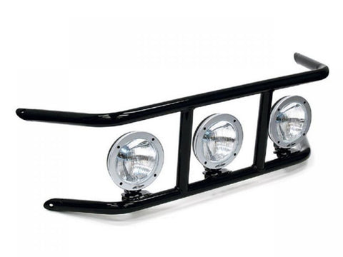 N-Fab DRP Light Cageed - Black Powder Coated F06DRP NFF06DRP