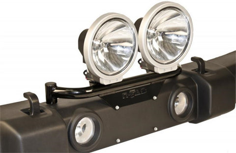 N-Fab Light Bars - Black Powder Coated J072LB NFJ072LB