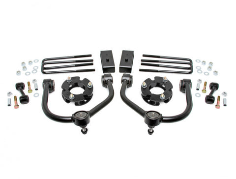 2004-2020 Nissan Titan Lift Kit 2WD/4WD (Non-XD) - w/ Upper Control Arms [3in] - 83400